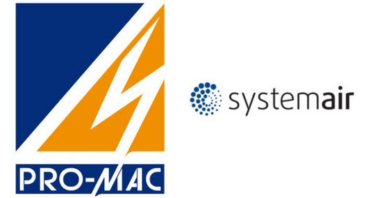 pro-mac, systemair
