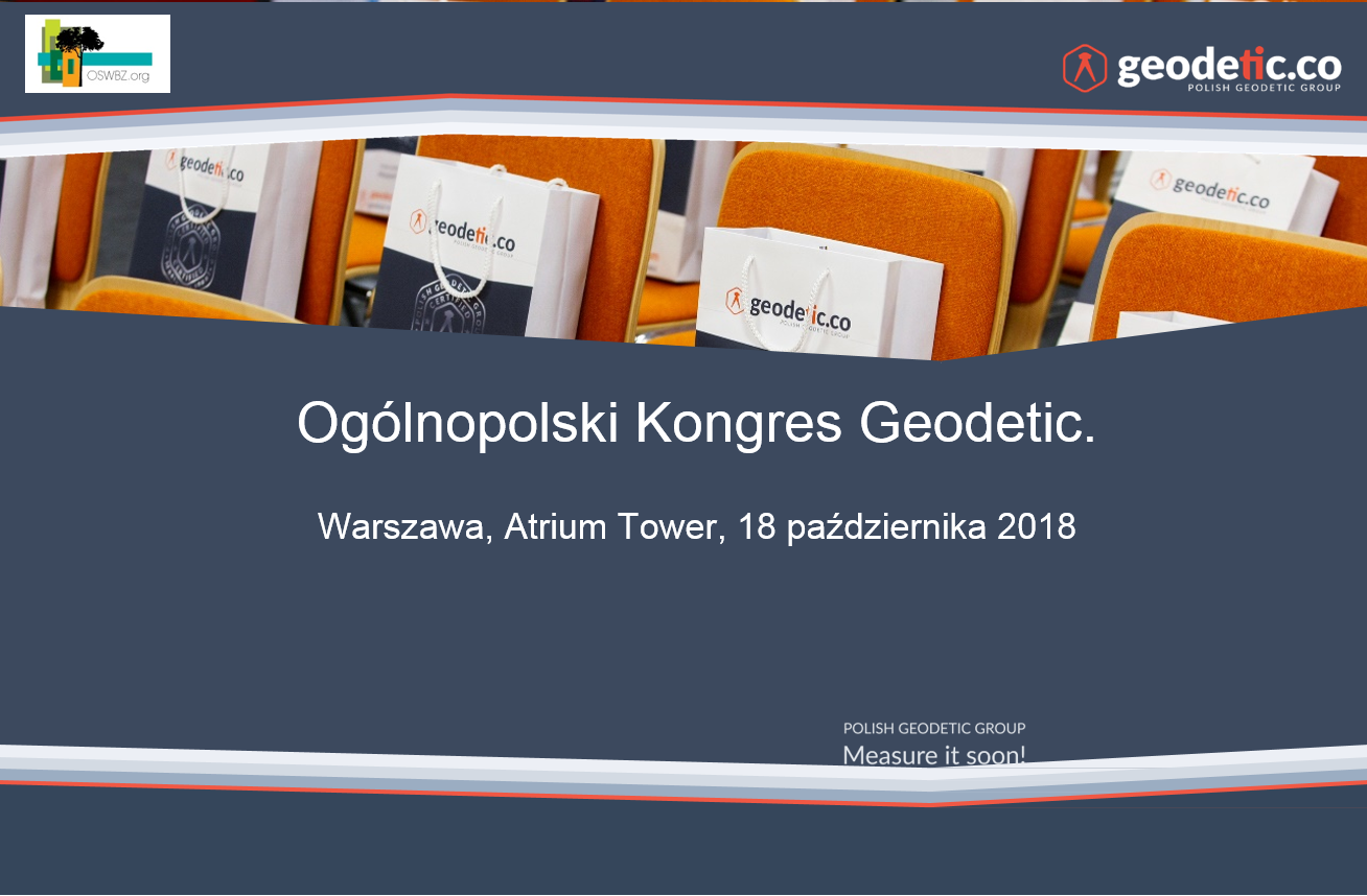 Kongres geodetic OSWBZ