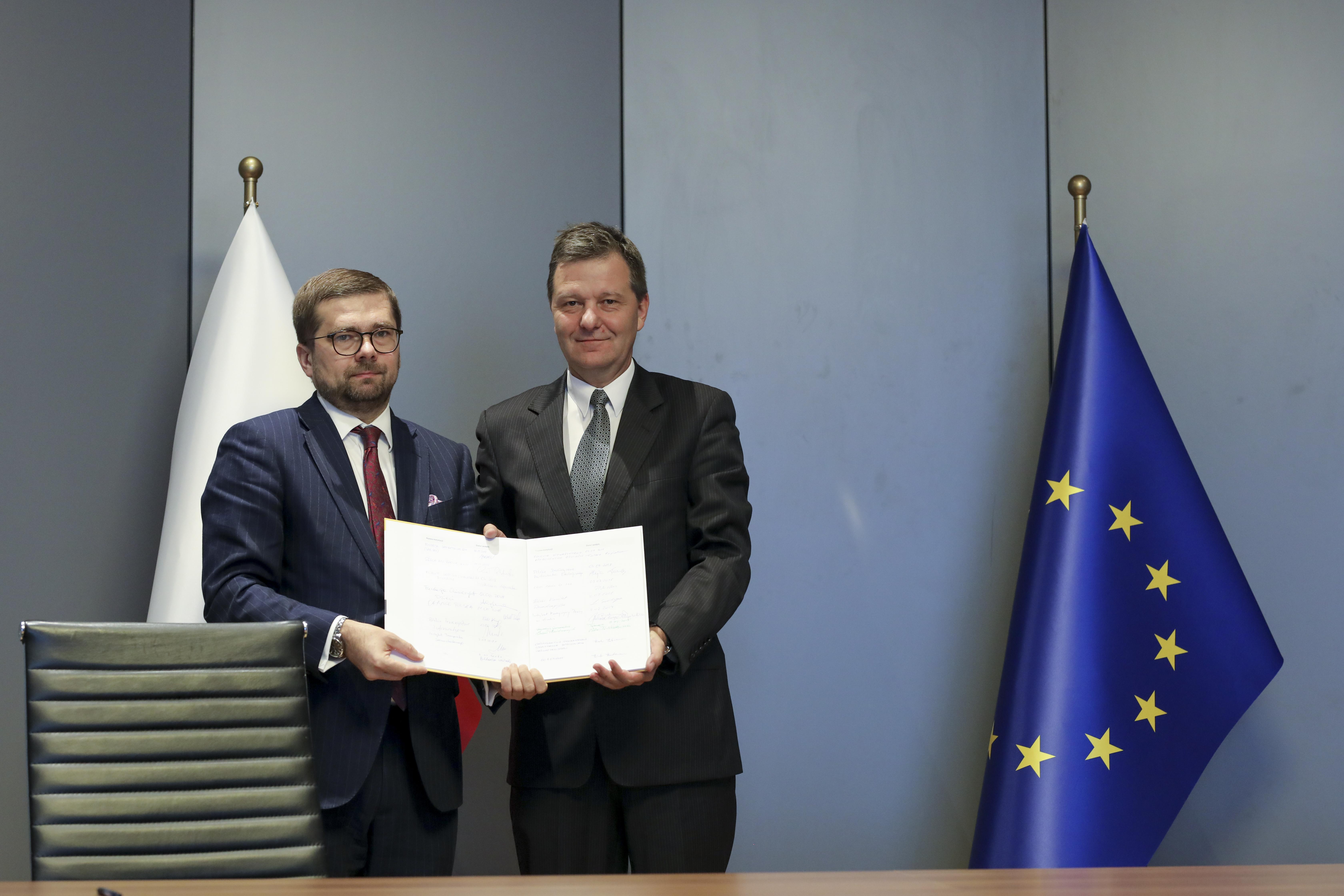 Podpisanie Partnerstwa 2